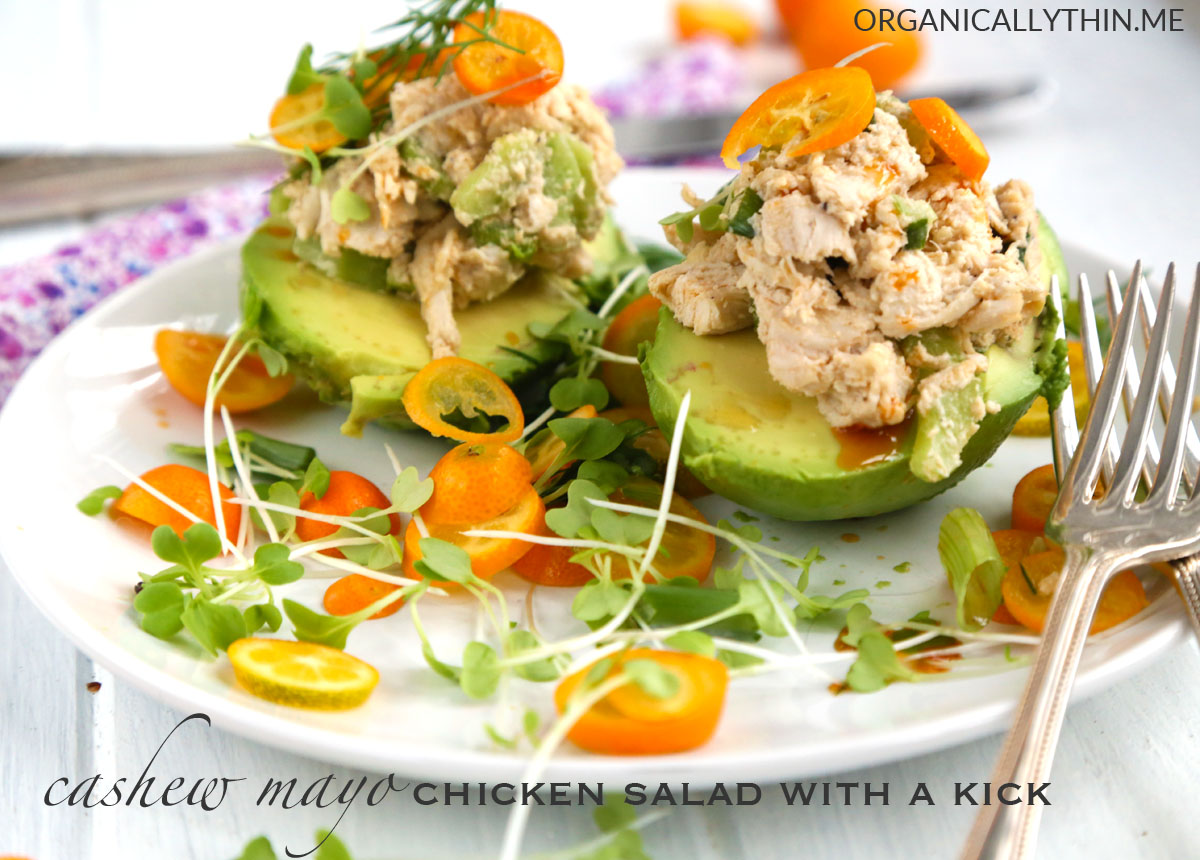 AVO CHICKEN SALAD